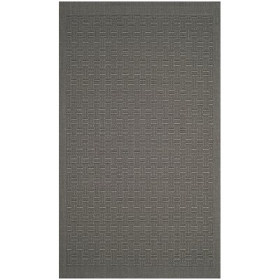 Jenny Gray Area Rug Rug Size: Runner 2 x 8