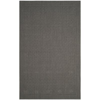 Wyckhoff Gray Area Rug Rug Size: Rectangle 5 x 8