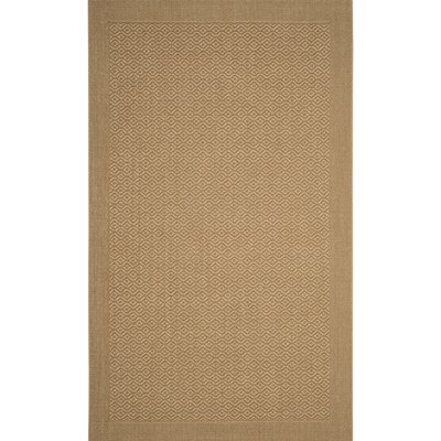 Wyckhoff Brown Area Rug Rug Size: Rectangle 5 x 8