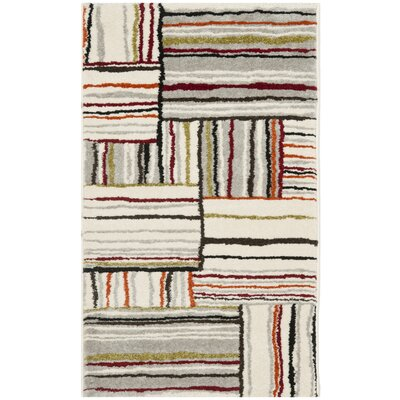 Charis Area Rug Rug Size: Rectangle 27 x 5