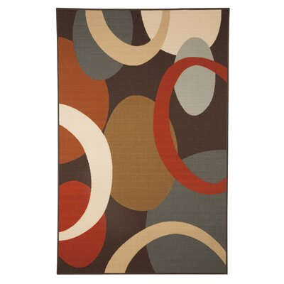 Savanah Rust Area Rug