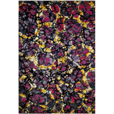 Cleveland Lavender Area Rug Rug Size: Rectangle 51 x 76