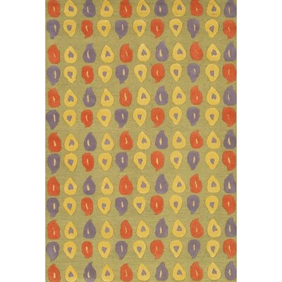 Krysta Geometric Rug Rug Size: Rectangle 79 x 106