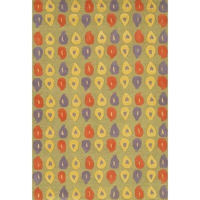 Krysta Geometric Rug Rug Size: 2 x 3