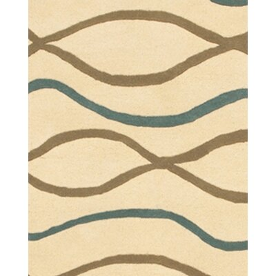 Sidney Wool Area Rug Rug Size: Rectangle 5 x 76