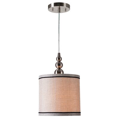 Aarons 1-Light Mini Pendant