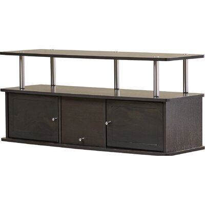 Edwin 47.25 TV Stand Color: Espresso