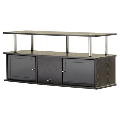 Edwin 47.25 TV Stand Color: Black
