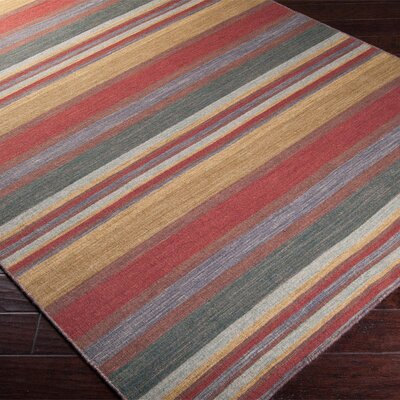 Dixon Teal Area Rug Rug Size: Rectangle 8 x 11