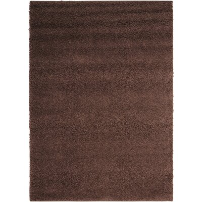 Shibata Brown Area Rug Rug Size: Rectangle 32 x 5