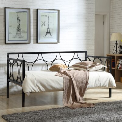 Demona Daybed Color: Black