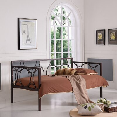 Demona Daybed Color: Bronze
