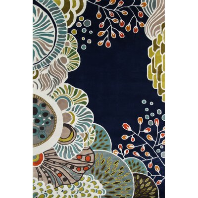 Despina Hand-Tufted Area Rug Rug Size: 8 x 11