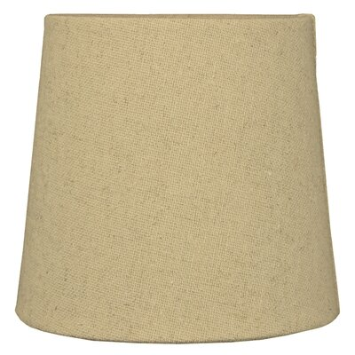 Contemporary 5.5 Linen Drum Candelabra Shade
