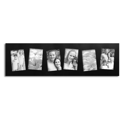 Crowther 6-Photo Hanging Picture Frame ZIPC6115 34280477