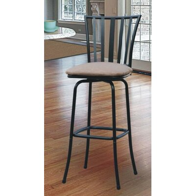Hubert Swivel Bar Stool