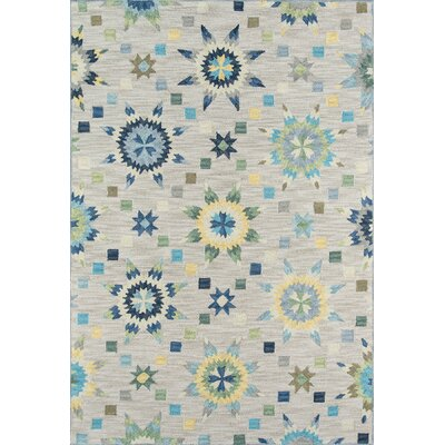 Arroyo Gray Area Rug Rug Size: Rectangle 36 x 56