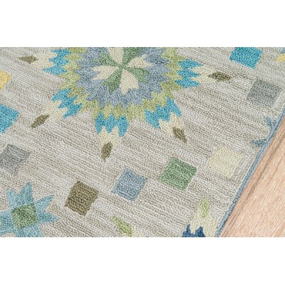 Arroyo Gray Area Rug Rug Size: Rectangle 2 x 3