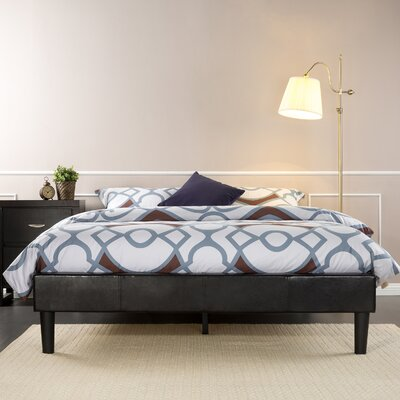 Maui Upholstered Platform Bed