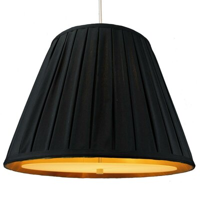 Anthony 2-Light Mini Pendant Shade Color: Gray