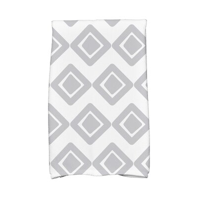 1 Hand Towel Color: Gray