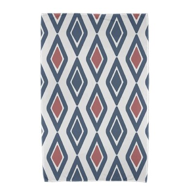 2 Beach Towel Color: Navy Blue