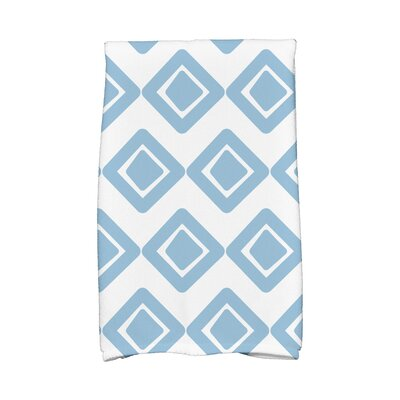 1 Hand Towel Color: Light Blue