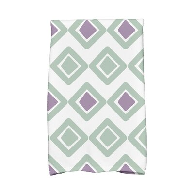 2 Hand Towel Color: Soft Green