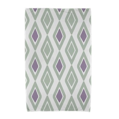 2 Beach Towel Color: Soft Green