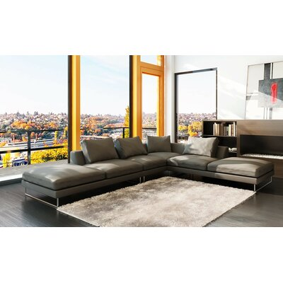 Bojorquez Chaise Sectional