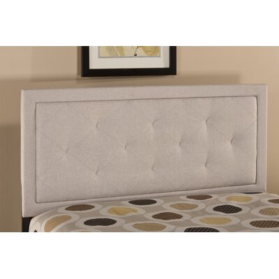 Cynthia Upholstered Panel Headboard Size: King