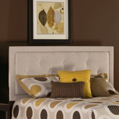 Cynthia Upholstered Panel Headboard Size: Full