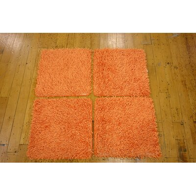 Herman Orange Area Rug