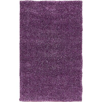 Truett Violet Area Rug Rug Size: Rectangle 33 x 53