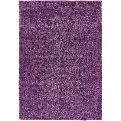 Truett Violet Area Rug Rug Size: Rectangle 5 x 77