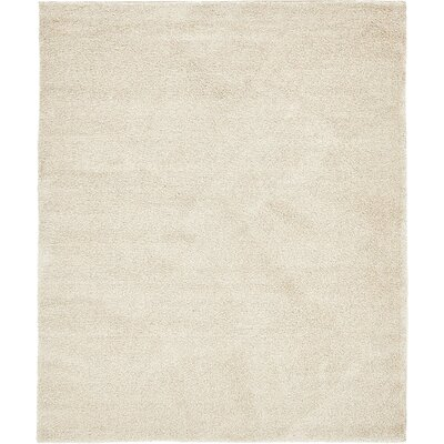 Truett Ivory Area Rug Rug Size: Rectangle 8 x 10