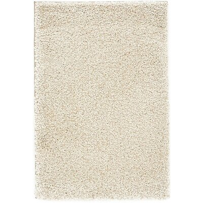 Truett Ivory Area Rug Rug Size: Rectangle 2'2