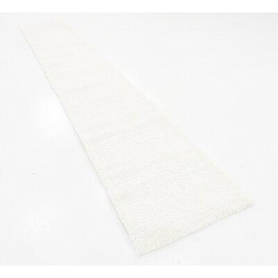 Craig White Area Rug Rug Size: 10 x 13