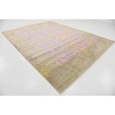 Tamera Lavender Area Rug Rug Size: 8 x 11