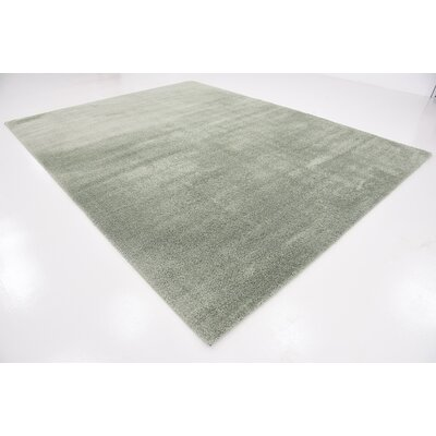 Nila Sage Green Area Rug Rug Size: 9 x 12