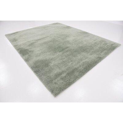 Vicky Sage Green Area Rug Rug Size: 8 x 10