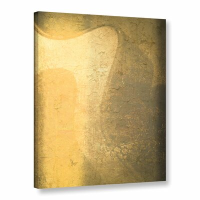 'Muesli Honey' Graphic Art on Wrapped Canvas Size: 10
