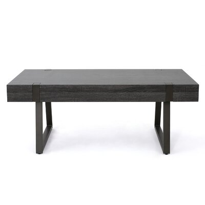 Winnie Coffee Table Finish: Black Oak
