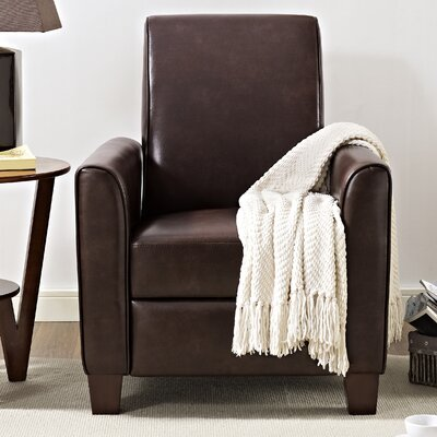 Troy Pushback Recliner