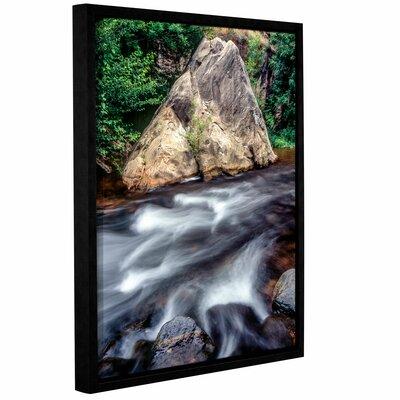 'Sedona 05' Framed Photographic Print Size: 10