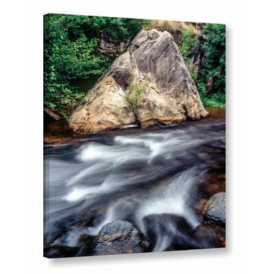 'Sedona 05' Photographic Print on Wrapped Canvas Size: 18