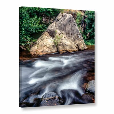 'Sedona 05' Photographic Print on Wrapped Canvas Size: 10