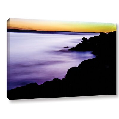 'Acadia 2' Photographic Print on Wrapped Canvas Size: 12