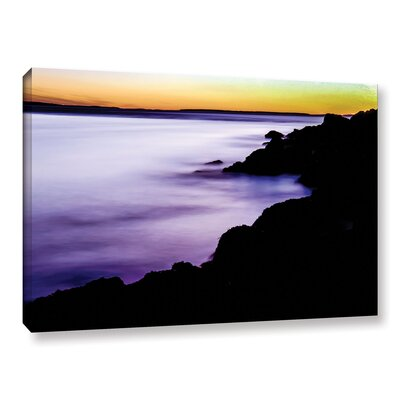 'Acadia 2' Photographic Print on Wrapped Canvas Size: 8