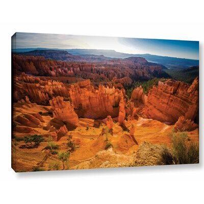 'Arizona 41' Photographic Print on Wrapped Canvas Size: 12
